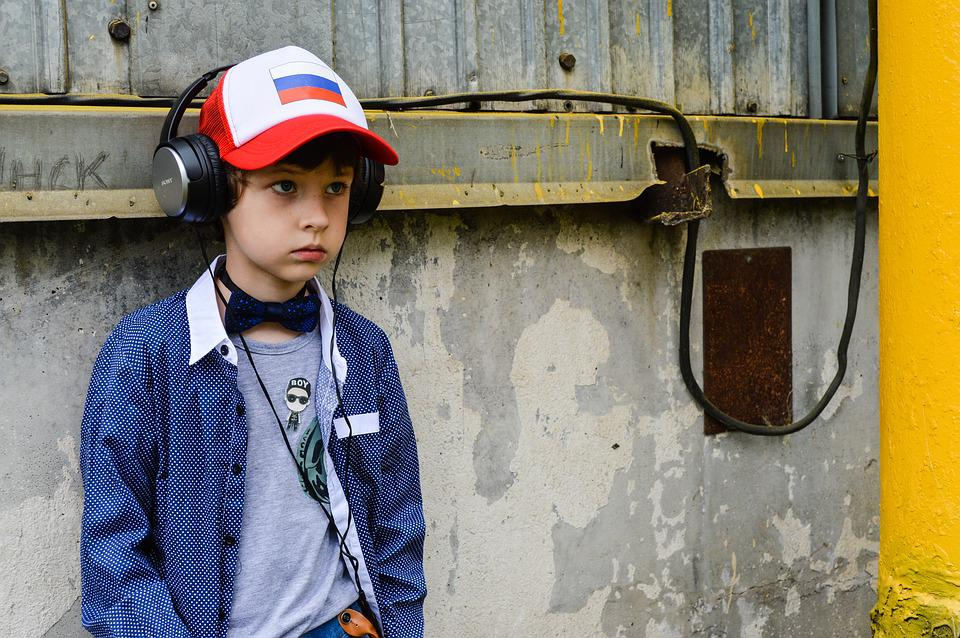 Music, Headsets, Listening To Music, Street Kid, Bully