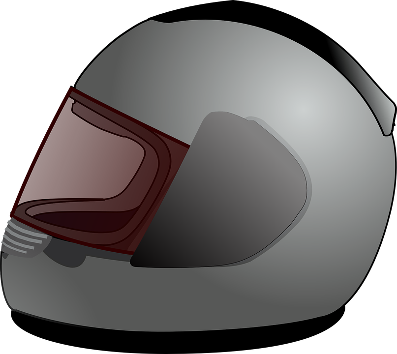 Motorcycle, Helmet, Protection, Safety, Visor, Headwear