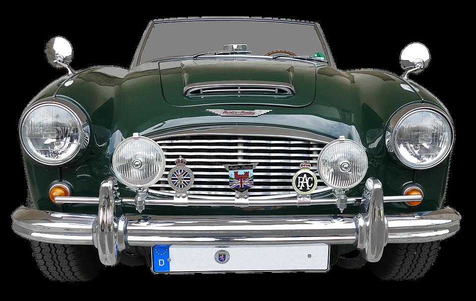 Austin, Healey, 100-6, Auto, Automotive, Vehicle