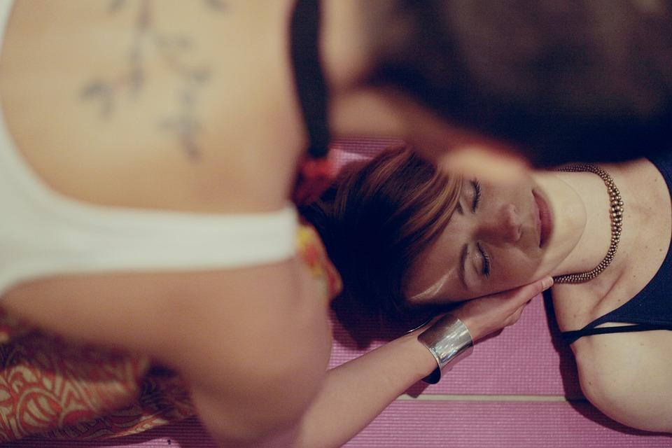 Massage, Healing, Woman, Treatment, Female, Care
