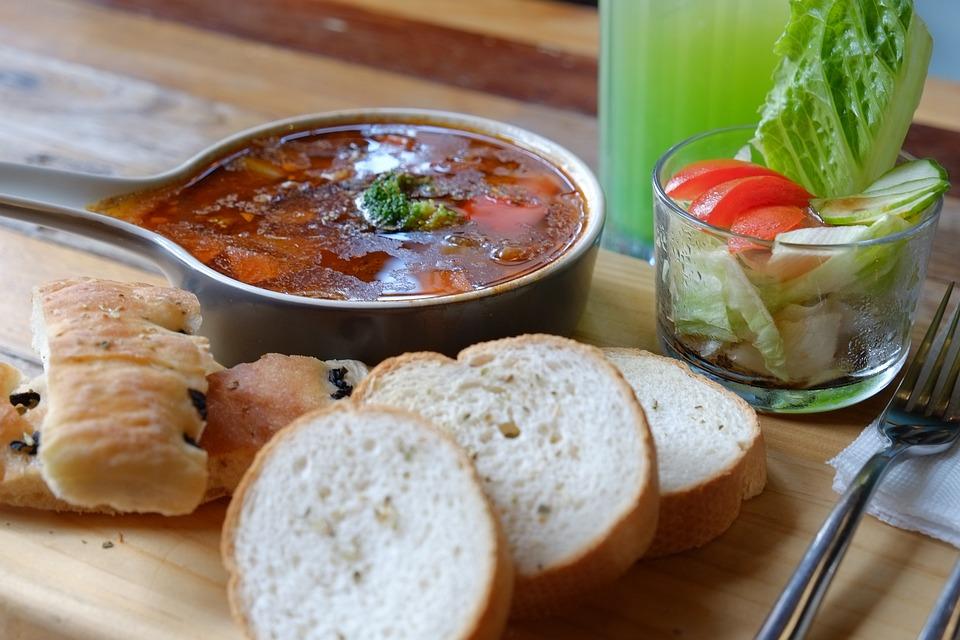 Food, Gourmet, Health