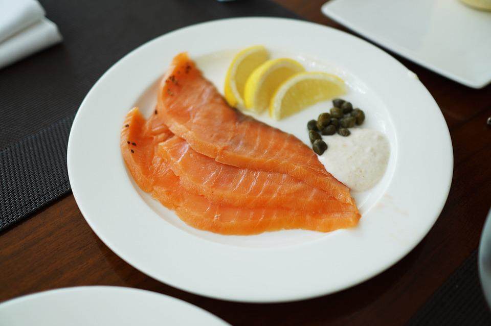 Salmon, Appetizer, Health, Healthy Cooking