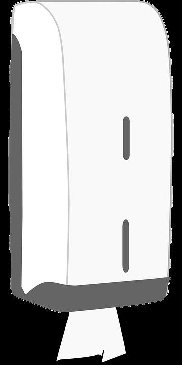 Dispenser, Paper, Napkins, Hygiene, Wash Basin, Health