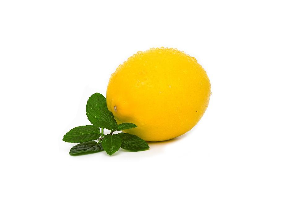 Lemon, Mint, Healthy, Food, Leaf, Health, Nature, Fruit