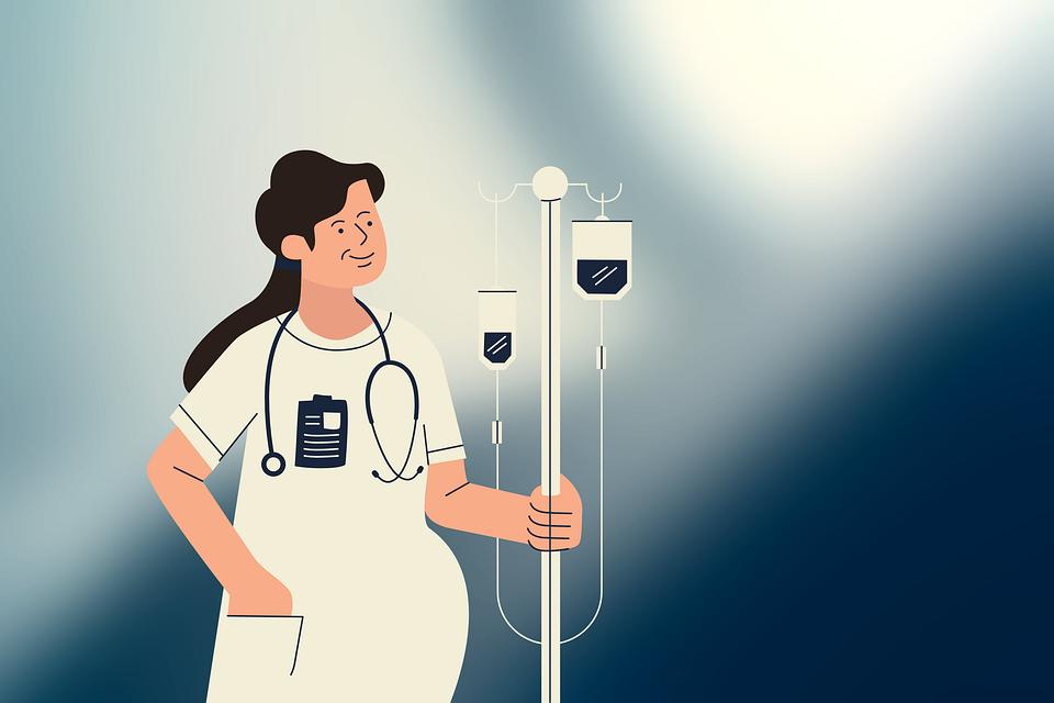 Nurse, Hospital, Health, Treatment, Medicine