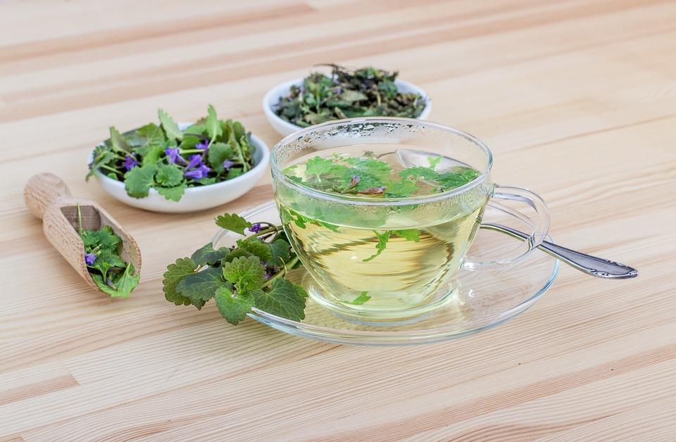 Tee, Herbs, Herbal Tea, Healthy, Drink, Aroma, Leaves