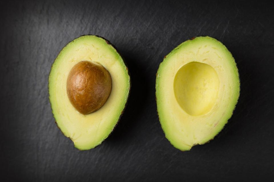 Avocado, Avocados, Food, Healthy Food, Half