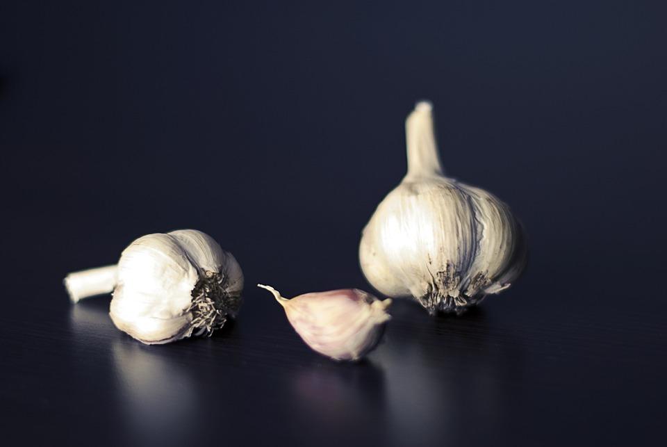 Garlic, Flavoring, Food, Ingredient, Healthy, Aromatic