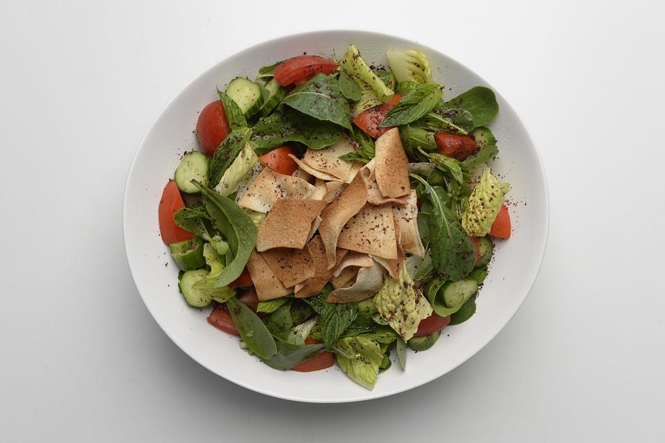 Salad, Healthy, Food, Meal, Healthy Foods, Healthy Meal