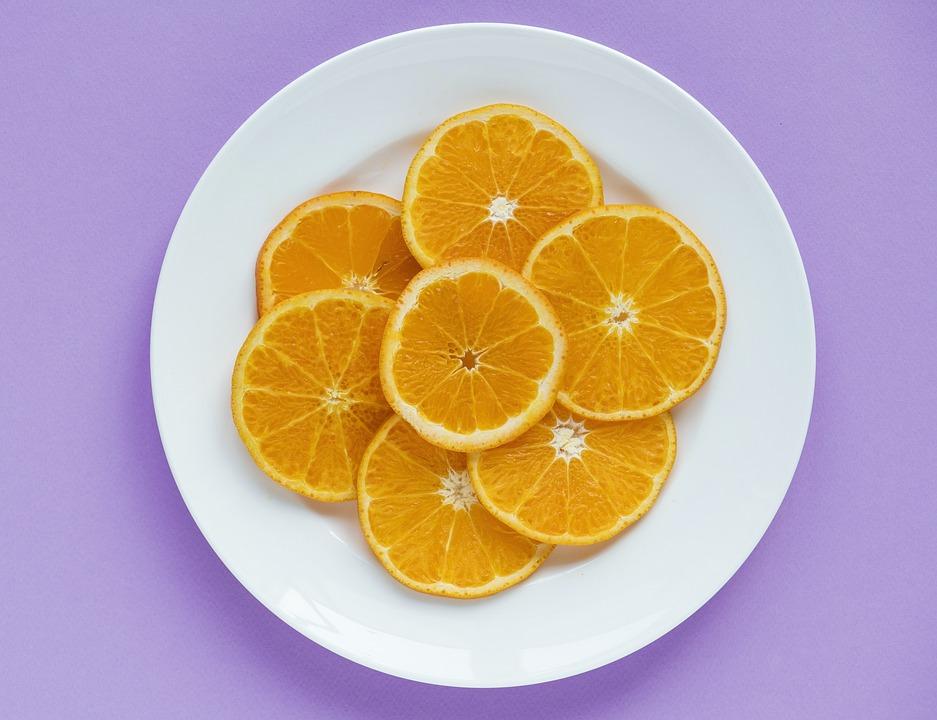 Citrus, Fruit, Juice, Tropical, Healthy, Background