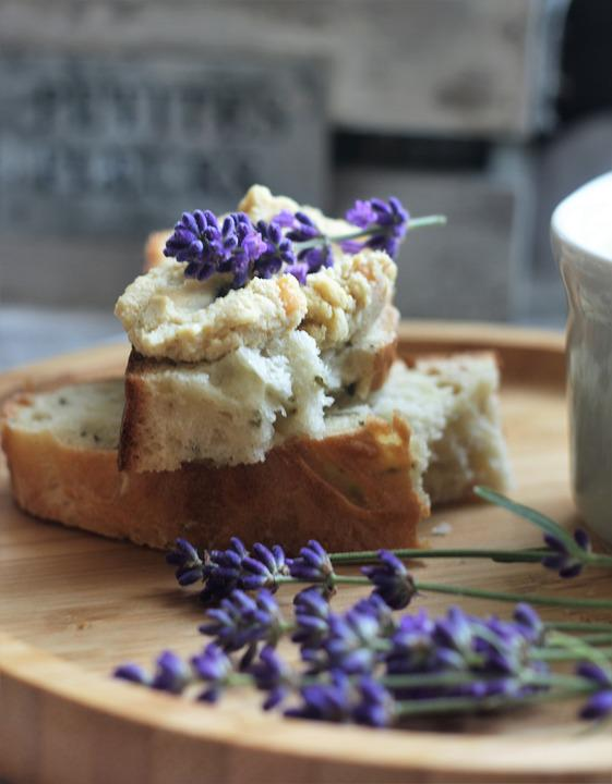 Lavender, Bread, Herbs, Aromas, Healthy Kitchen