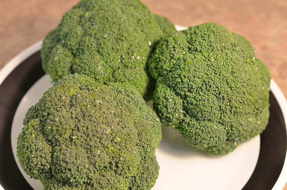 Broccoli, Vegetables, Vegetarian, Healthy, Food