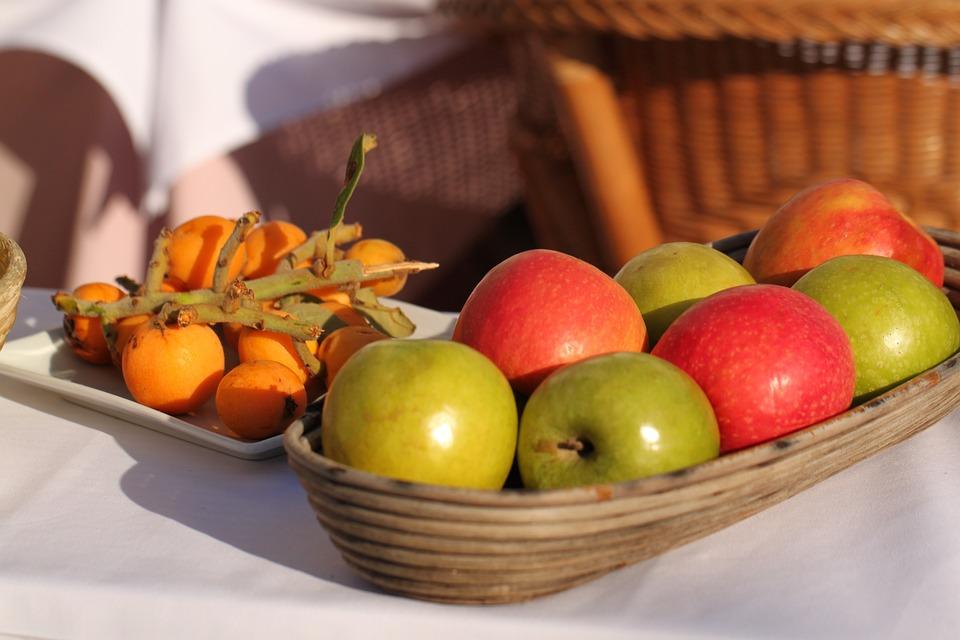 Fruit, Vitamins, Fruits, Apple, Food, Healthy, Eat