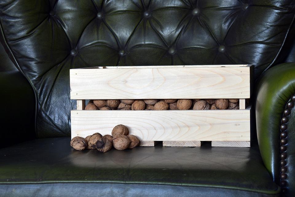 Nuts, Walnut, Food, Hazel, Delicious, Fruit, Healthy