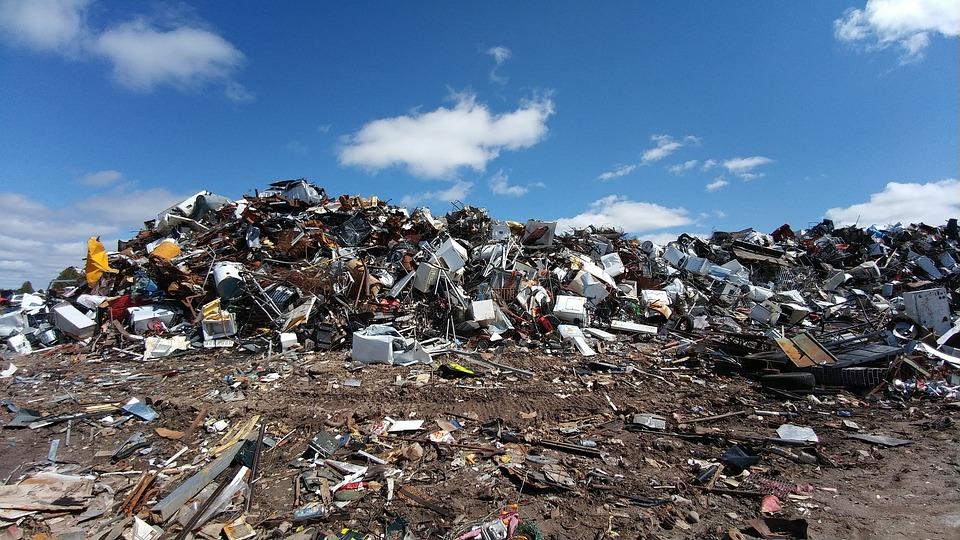 Scrapyard, Metal, Waste, Junk, Recycle, Heap, Pile
