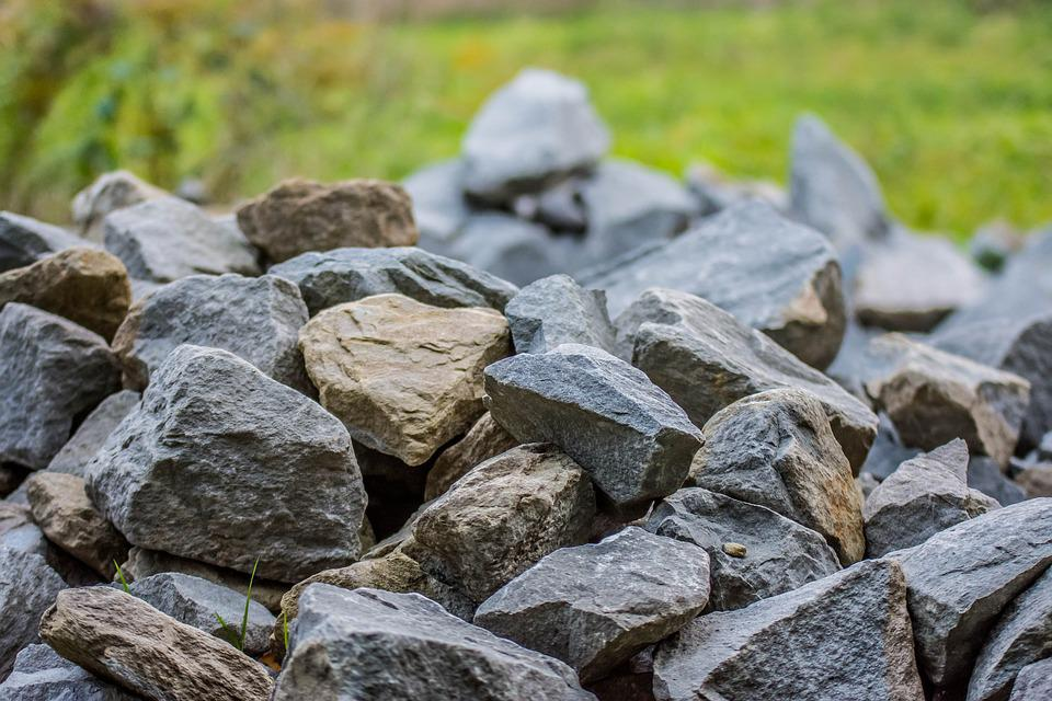 The Stones, Stone, Gray, Mountain, Clear Stones, Heap