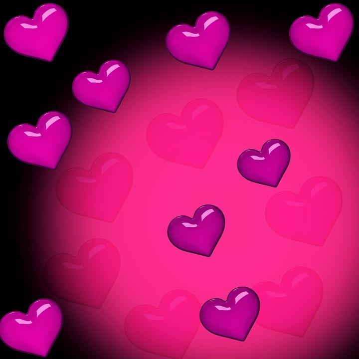 Background, Heart, Valentine's Day, Creative, Romantic