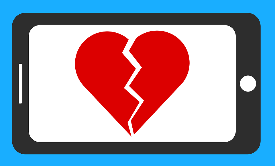 Broken Heart, Split-up, Relationship, Heart, Split