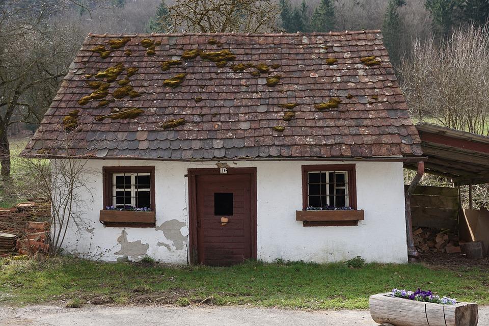 Home, Farm, Village, Danube Valley, Fridingen, Heart