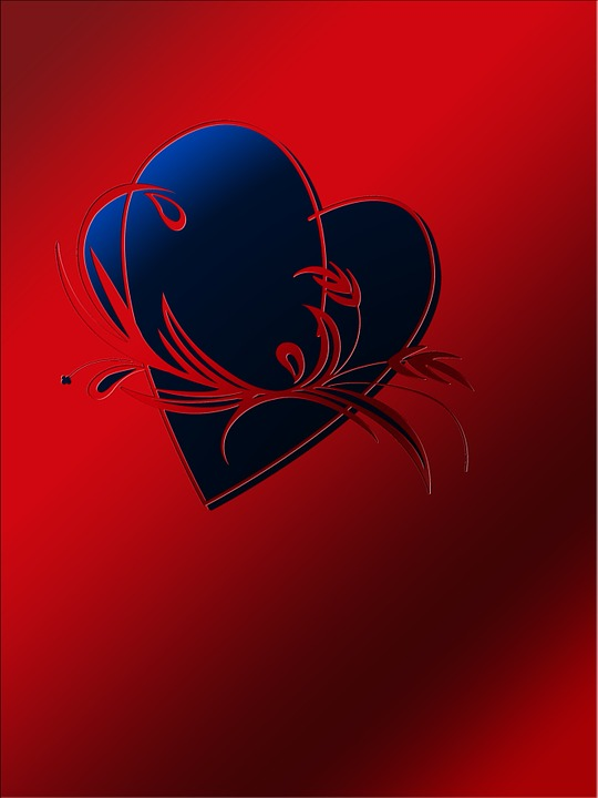 Heart, Love, Luck, Abstract, Relationship