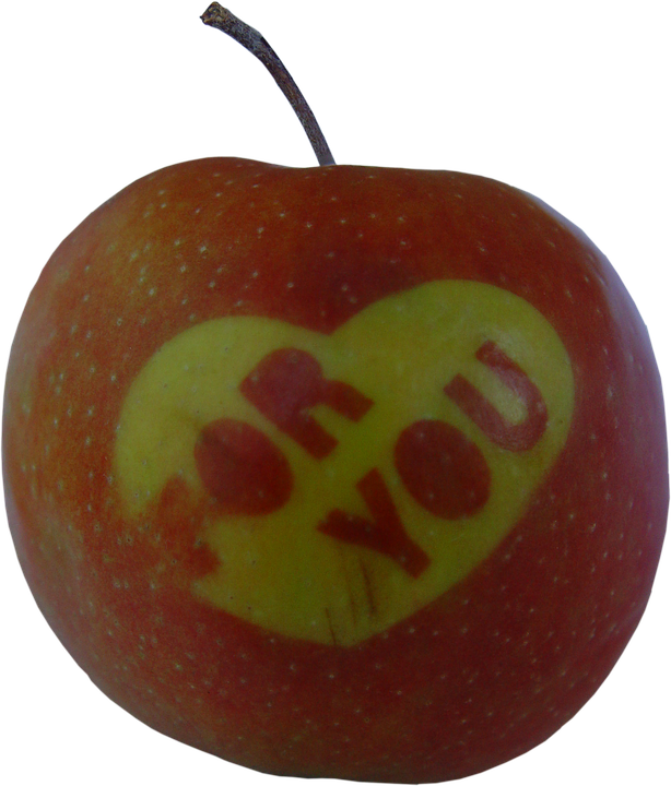 Apple, Heart, Love