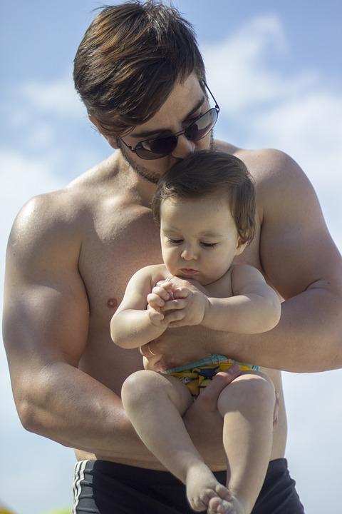 Day, Father, Eternal Love, Love, Heart, Card