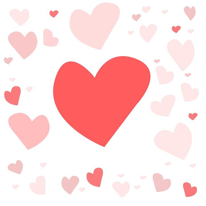 Heart, Love, Love Heart, Valentine