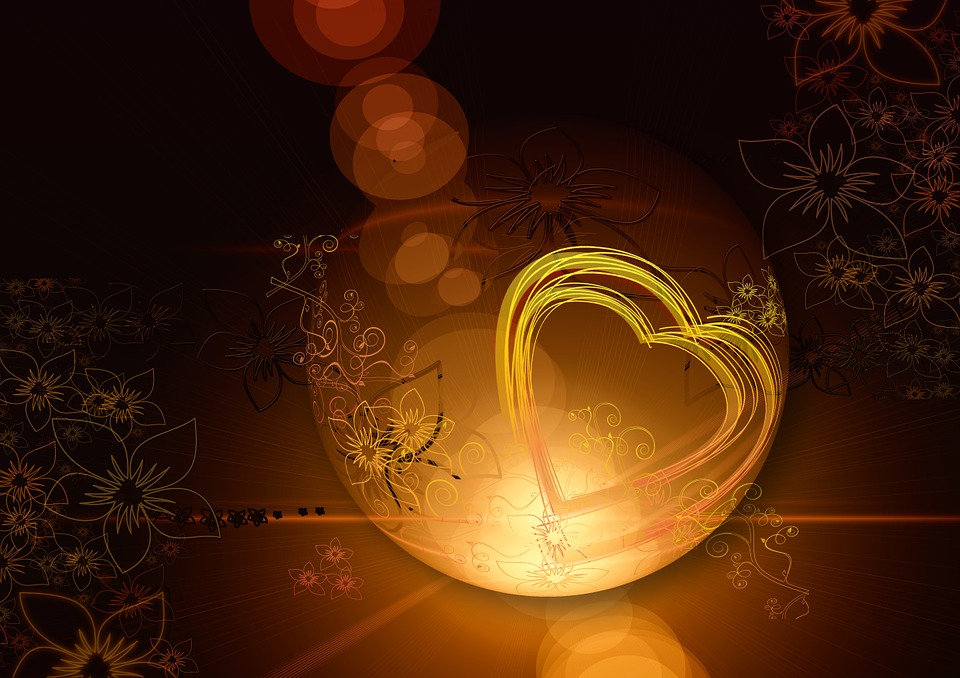 Heart, Love, Luck, Thank You, Decoration, Festival