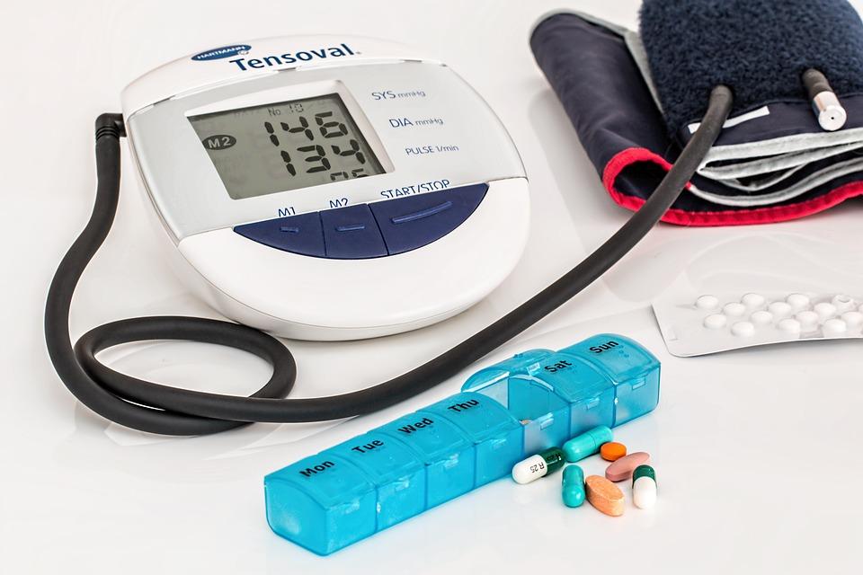 Hypertension, High Blood Pressure, Heart, Medical