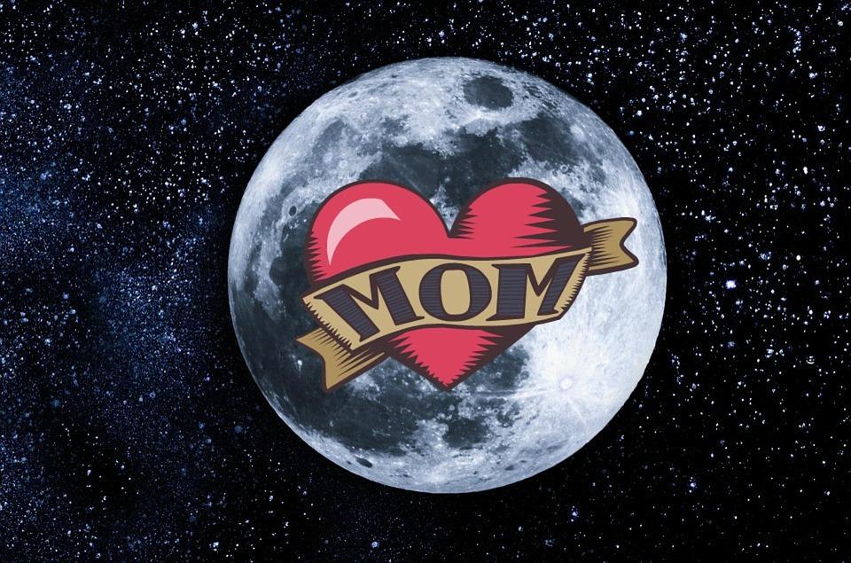Heart, Moon, Mother