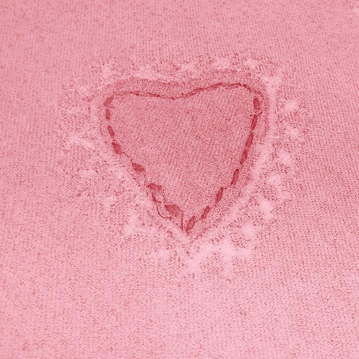 Heart, Love, Valentine' Day, Paper, Background, Romance