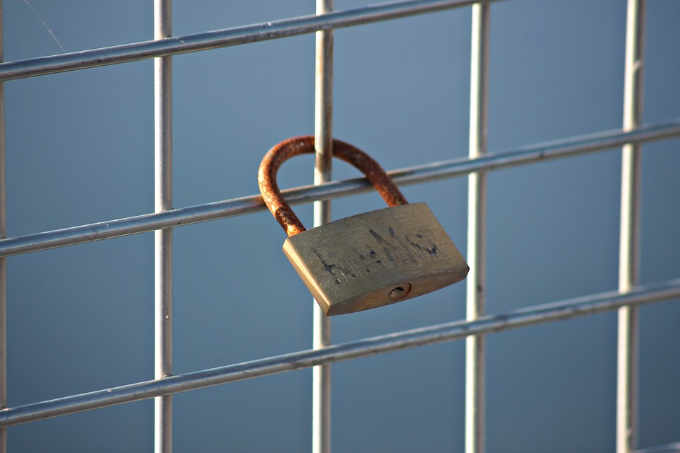 Padlock, Promise, Love, Symbol, Heart, Padlocks, Bridge