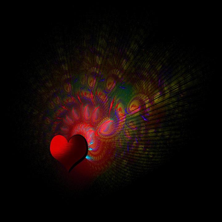 Heart, Red, Valentine, Love
