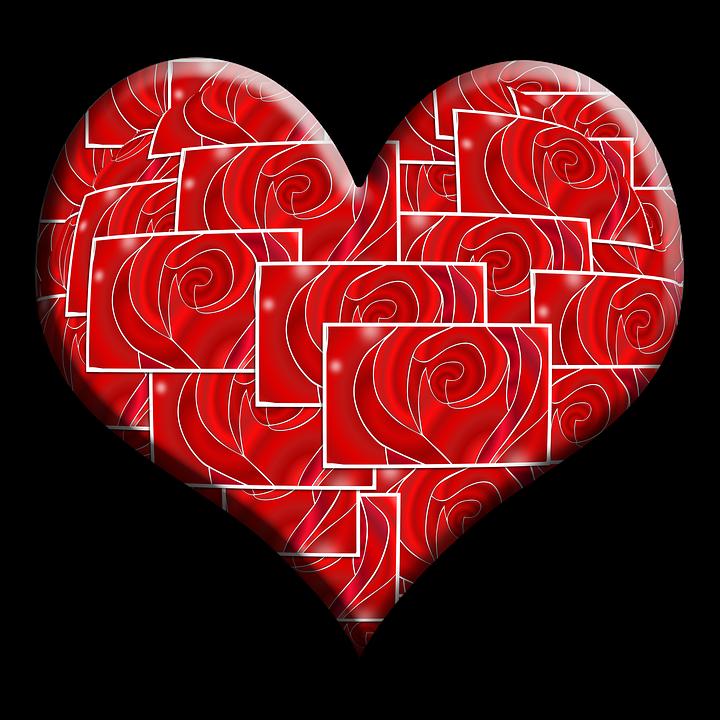 Heart, Love, Romance, Valentine, Valentine's Day, Red