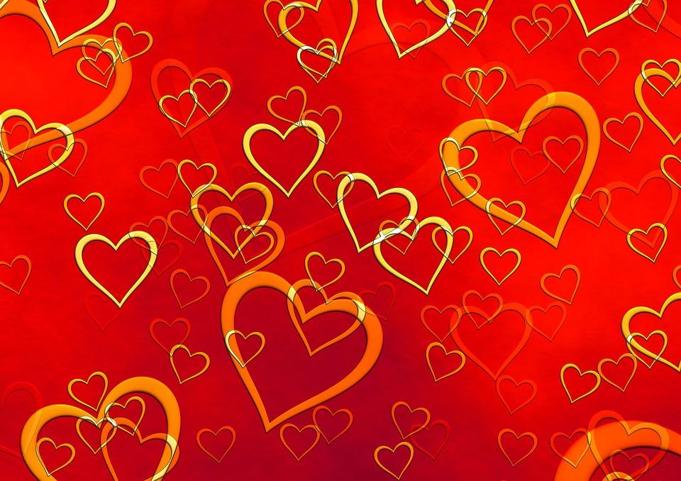 Heart, Love, Love Heart, Heart Shaped, Red, Symbol