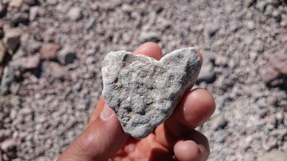 Stone Heart, Heart, Love, Stone