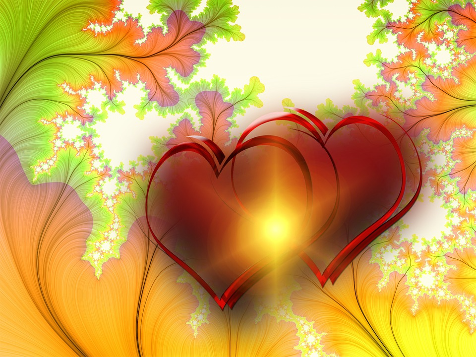 Heart, Pair, Lovers, Valentine, Love, Relationship