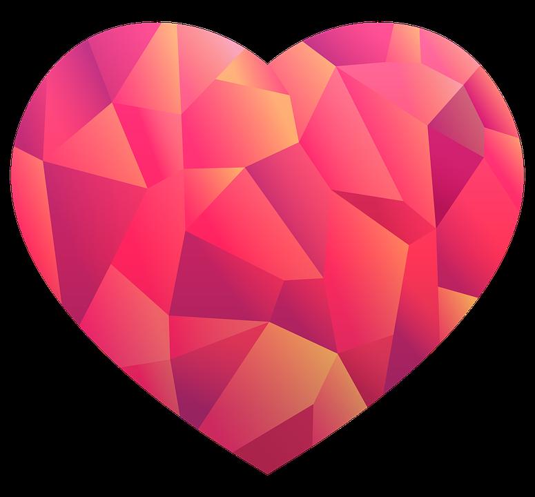 Love, Heart, Valentine, Love Heart, Red