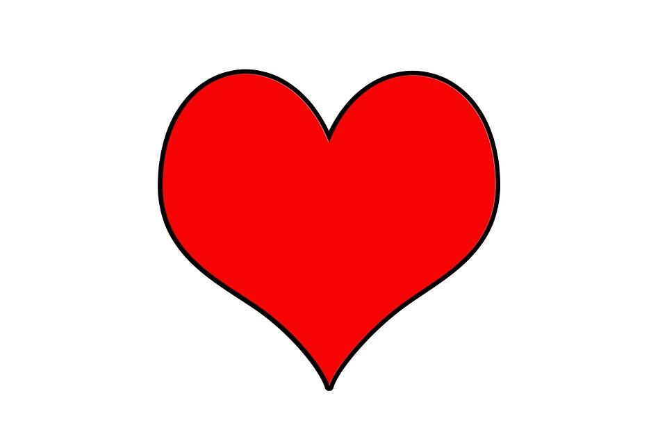 Heart, Love, Darling, Romanticism, Valentine's Day