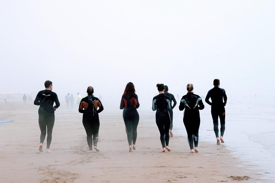 Run, Beach, Movement, Heat, Most Beach, Race, Sand