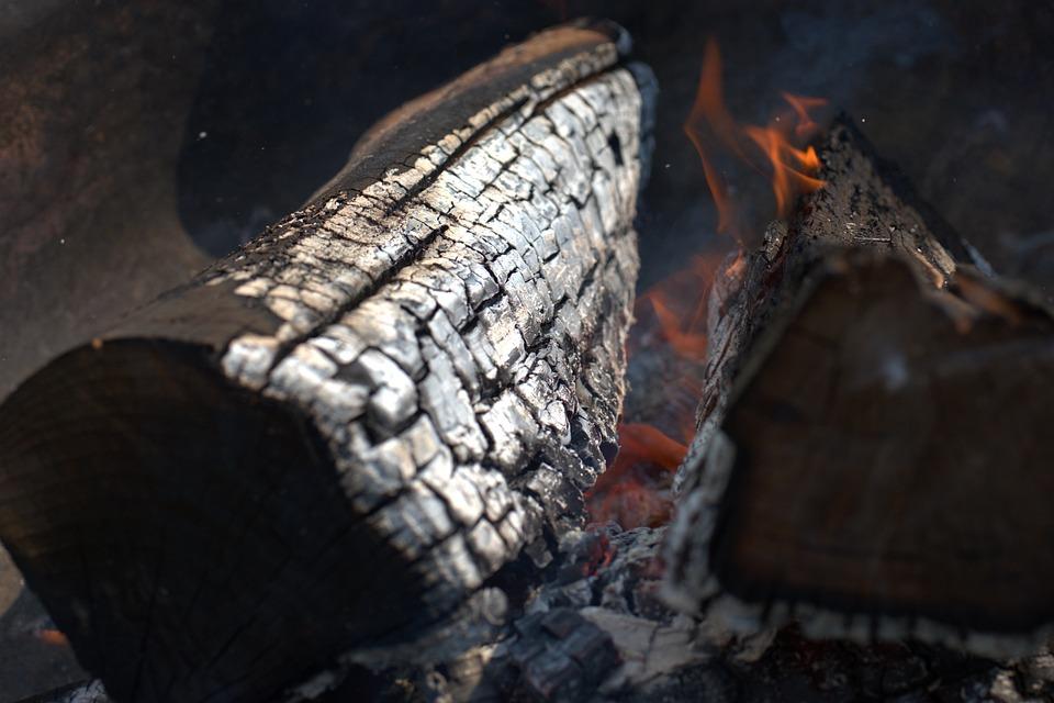 Fire, Embers, Campfire, Flame, Burn, Hot, Heat, Wood