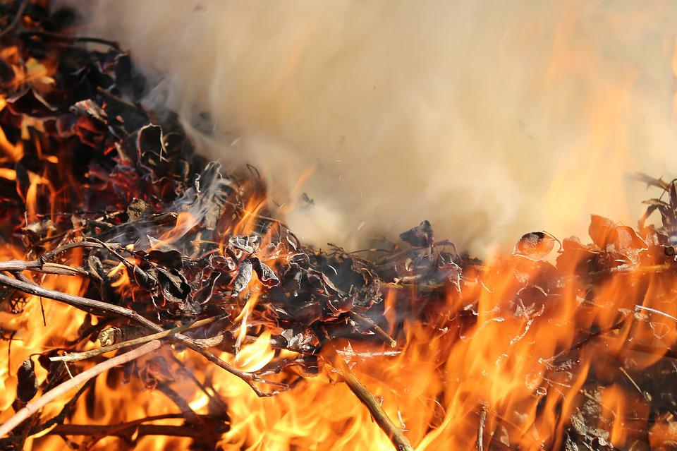 Careful With Fire, Burning, Smoke, Hot, Flame, Heat