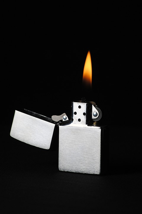 free photo heat lighter flame light studio warm zippo black max pixel