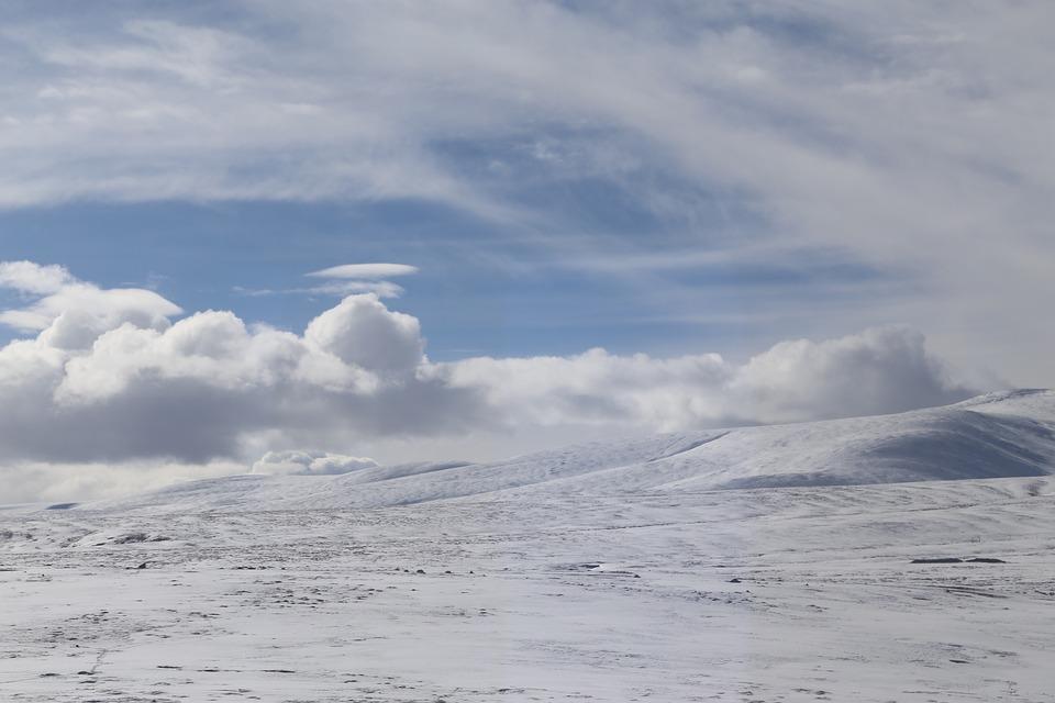 Nyalam, Snow, Heaven And Earth