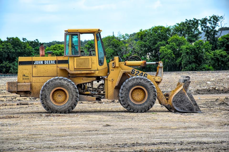 Loader, Heavy Equipment, Vehicle, Work, Equipment