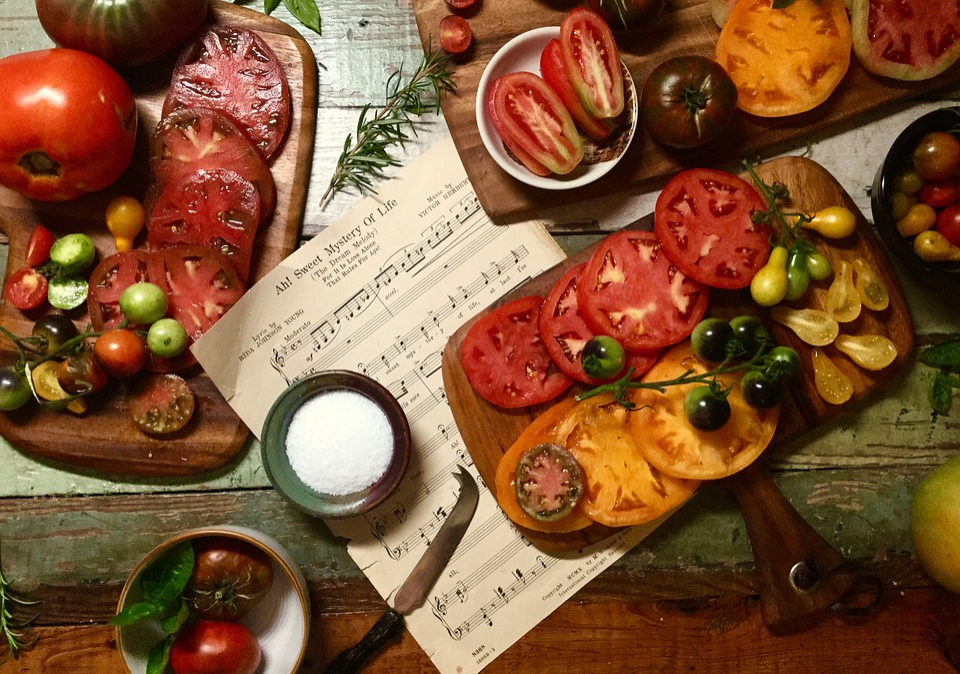Tomatoes, Heirloom, Garden, Nature, Summer, Plant