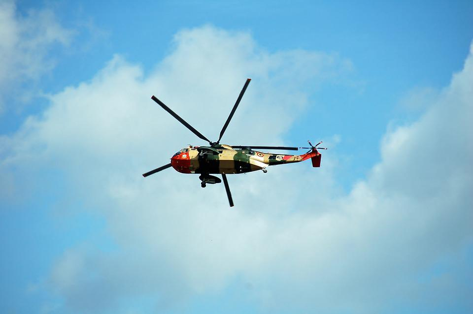 Aircraft, Helicopter, Show, Air Show Took Place