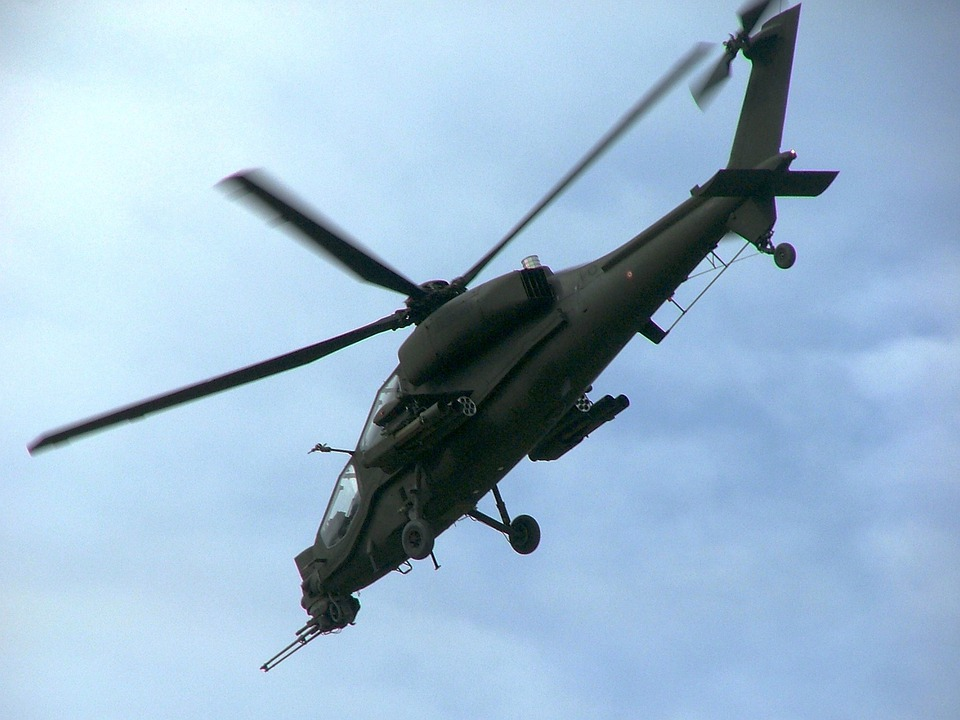 Helicopters, Military Show, Helicopter, Military
