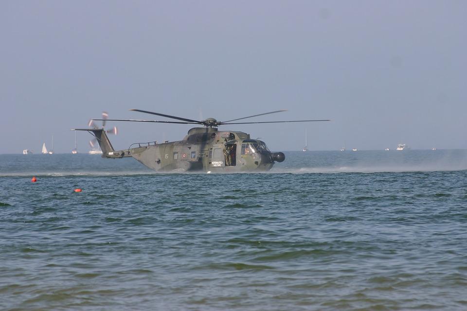 Helicopter, Marina, Italiana