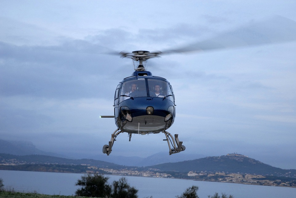 Helicopter, Aviation, Helicopters
